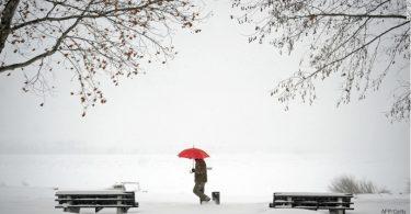 fevereiro mais frio