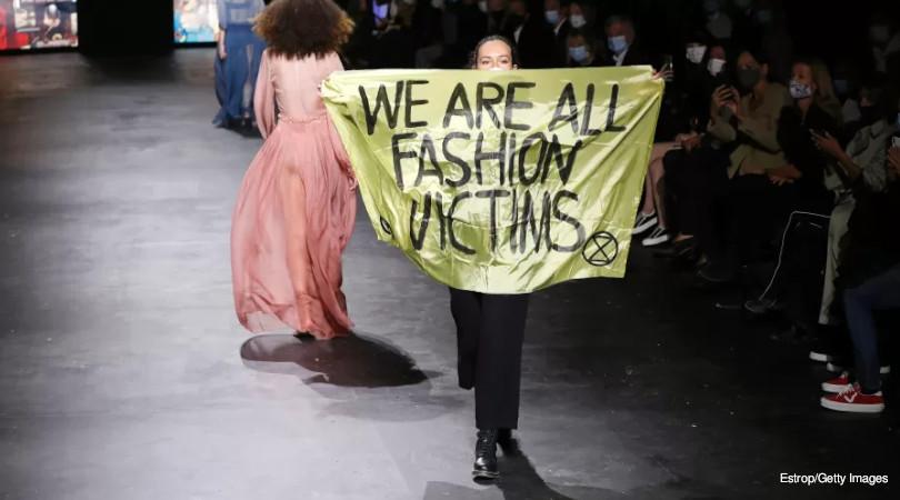 indústria global da moda