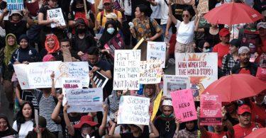 justiça climática mulheres