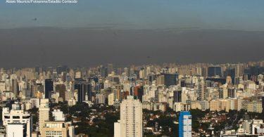 poluição ar São Paulo