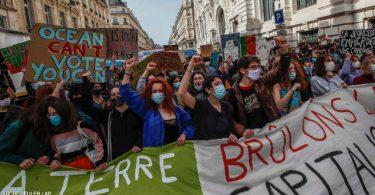 protestos franceses
