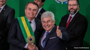 satélite brasileiro Amazônia