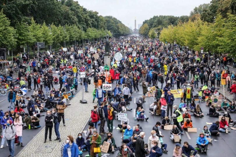 Alemanha metas climáticas