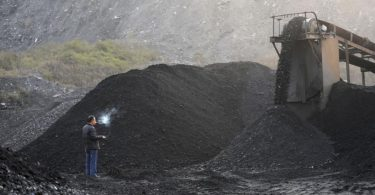 China carvão