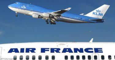França voos domésticos