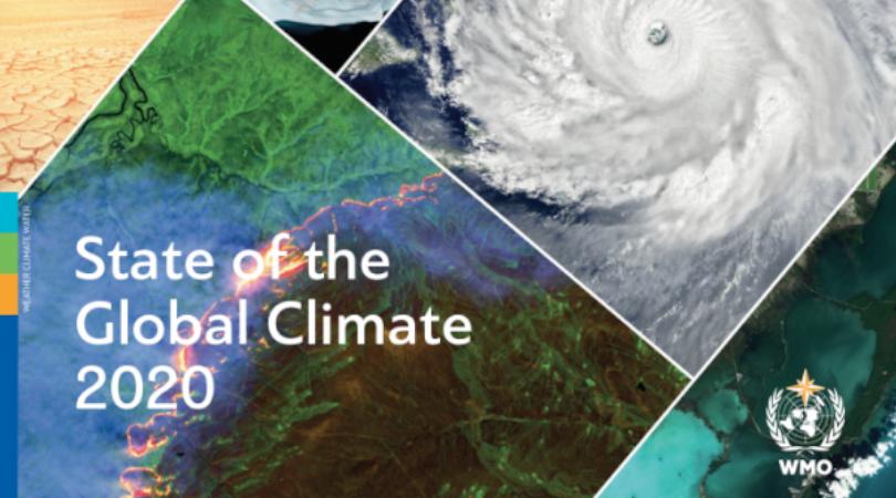 O estado global do clima