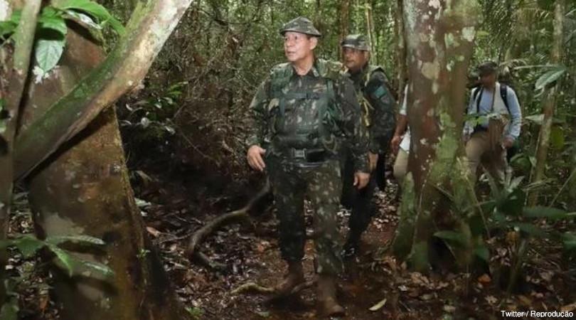 Plano Amazônia Mourão