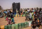 Sahel mudança do clima