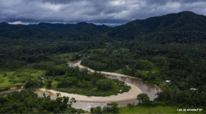 áreas mais biodiversas