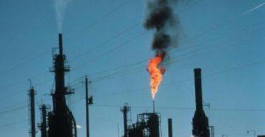 emissões de metano