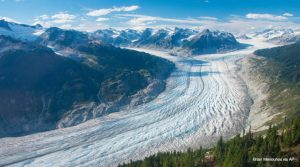 geleiras derretimento
