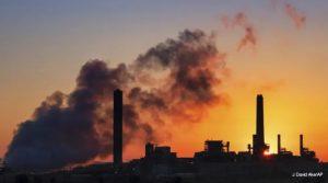 pandemia emissões de carbono