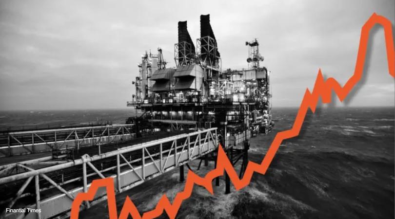 petróleo preços