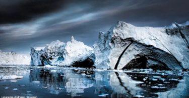 plataformas de gelo Antártica