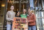 Austrália litigância climática jovem