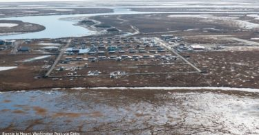 Biden petróleo Alasca