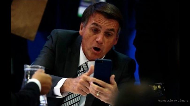 Bolsonaro twitter