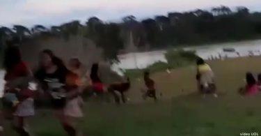Garimpeiros ataque Yanomamis