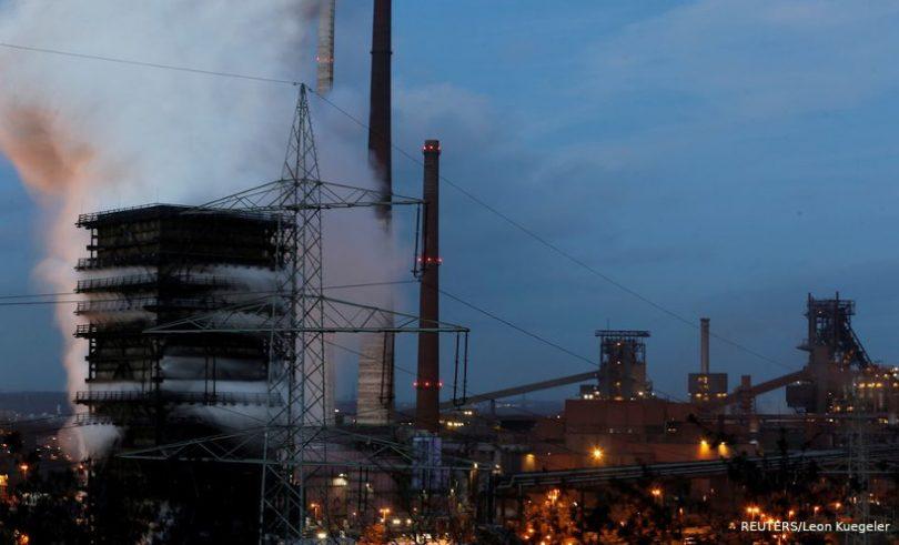 preço de carbono Europa
