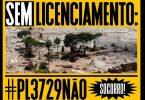 sociedade civil licenciamento ambiental
