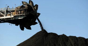 Austrália carvão