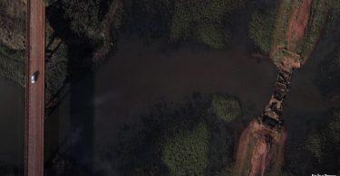 crise hídrica Bacia do Paraná
