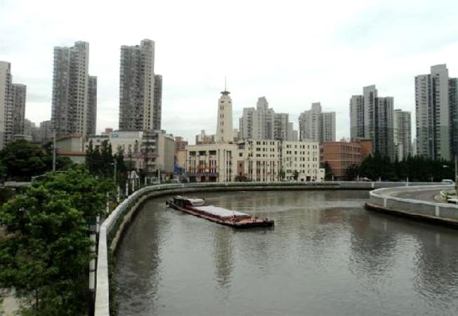 China elevação do nível do mar