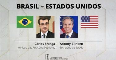 Eua Brasil negociações diplomacia