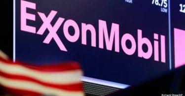 ExxonMobil acionistas ativistas