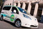 Nissan etanol elétrico