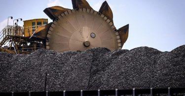 carvão China