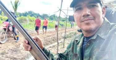 grileiros Rondônia