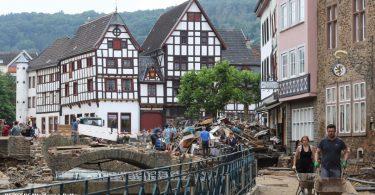 Alemanha enchentes