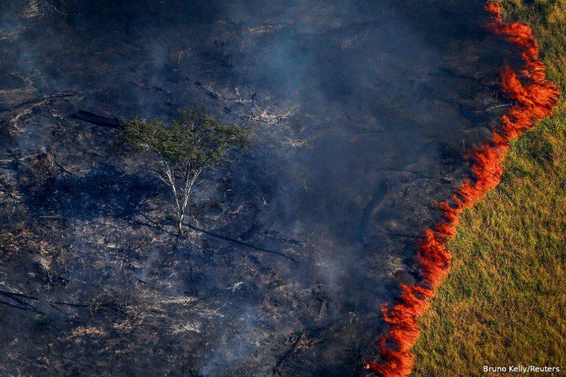 Amazônia queimadas El Niño