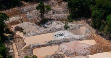 Amazônia terra sem lei