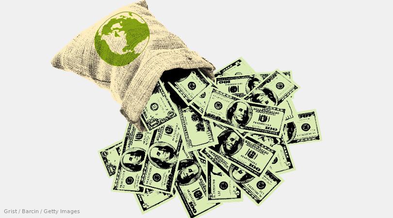 COP26 países pobres