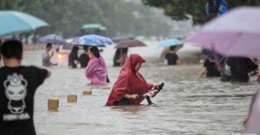 China eventos climáticos extremos