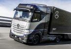 Daimler caminhões hidrogênio