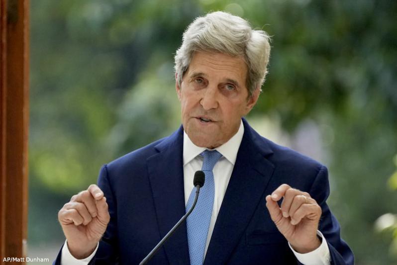 John Kerry Londres