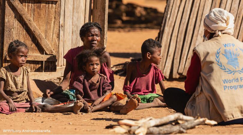 Madagascar fome