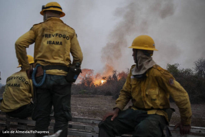 alertas de queimada INPE