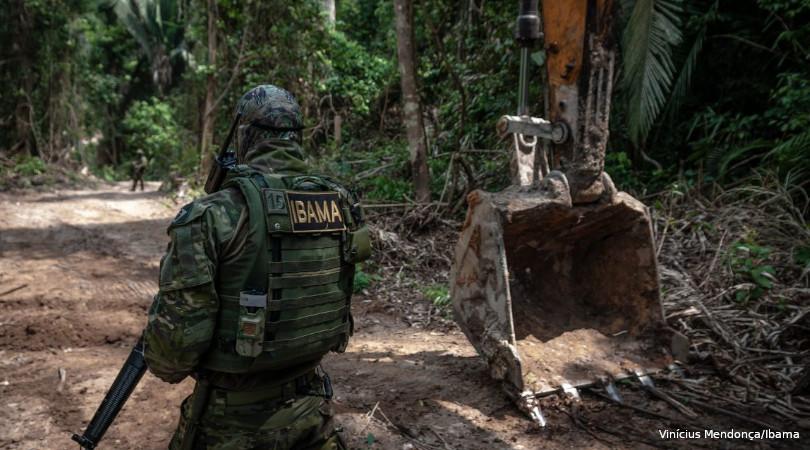 exército IBAMA