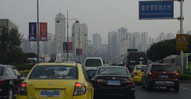 grandes cidades emissões