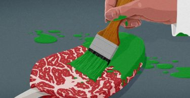 indústria da carne desinformação