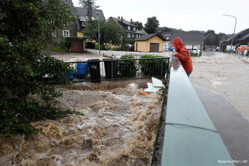 inundações Alemanha