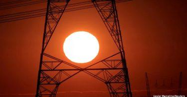mudança climática setor elétrico