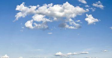 nuvens e clima