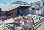 Haiti terremoto tempestade Grace
