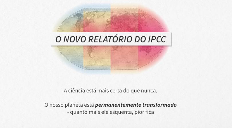Relatório do IPCC AR6 1