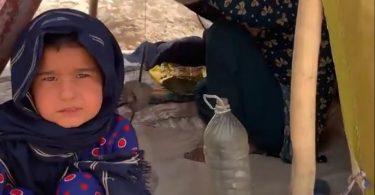 afeganistão seca histórica